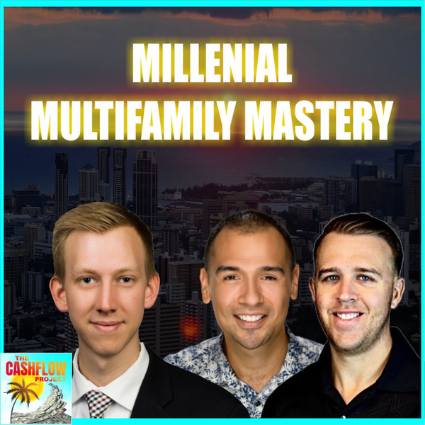Millennial multifamily mastery with David Toupin artwork