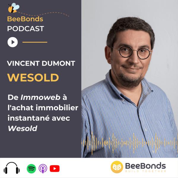 Vincent Dumont : d'Immoweb à l'achat immobilier instantané avec Wesold artwork