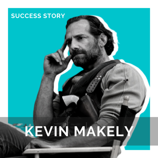Kevin Makely, Actor & Producer   Producing a Netflix Top 3 Nationwide Blockbuster   SSP Interview artwork
