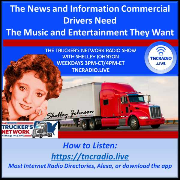 Truckers Network Radio Show - Michael Waddington - Author and Former JAG Lawyer artwork