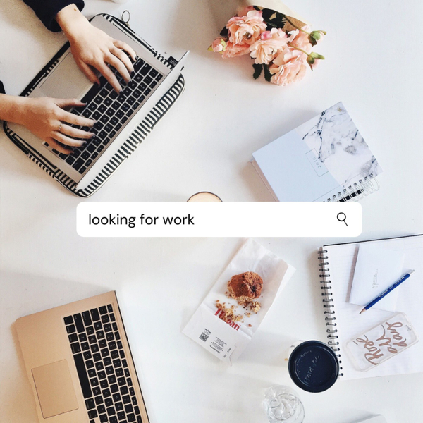 Looking For Work Podcast artwork