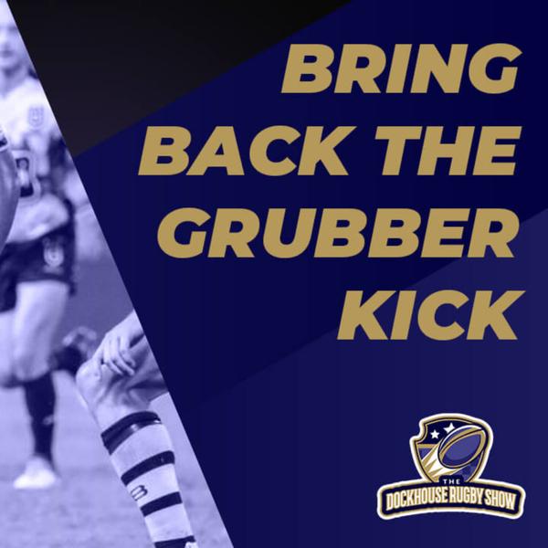 Bring BACK the GRUBBER KICK artwork