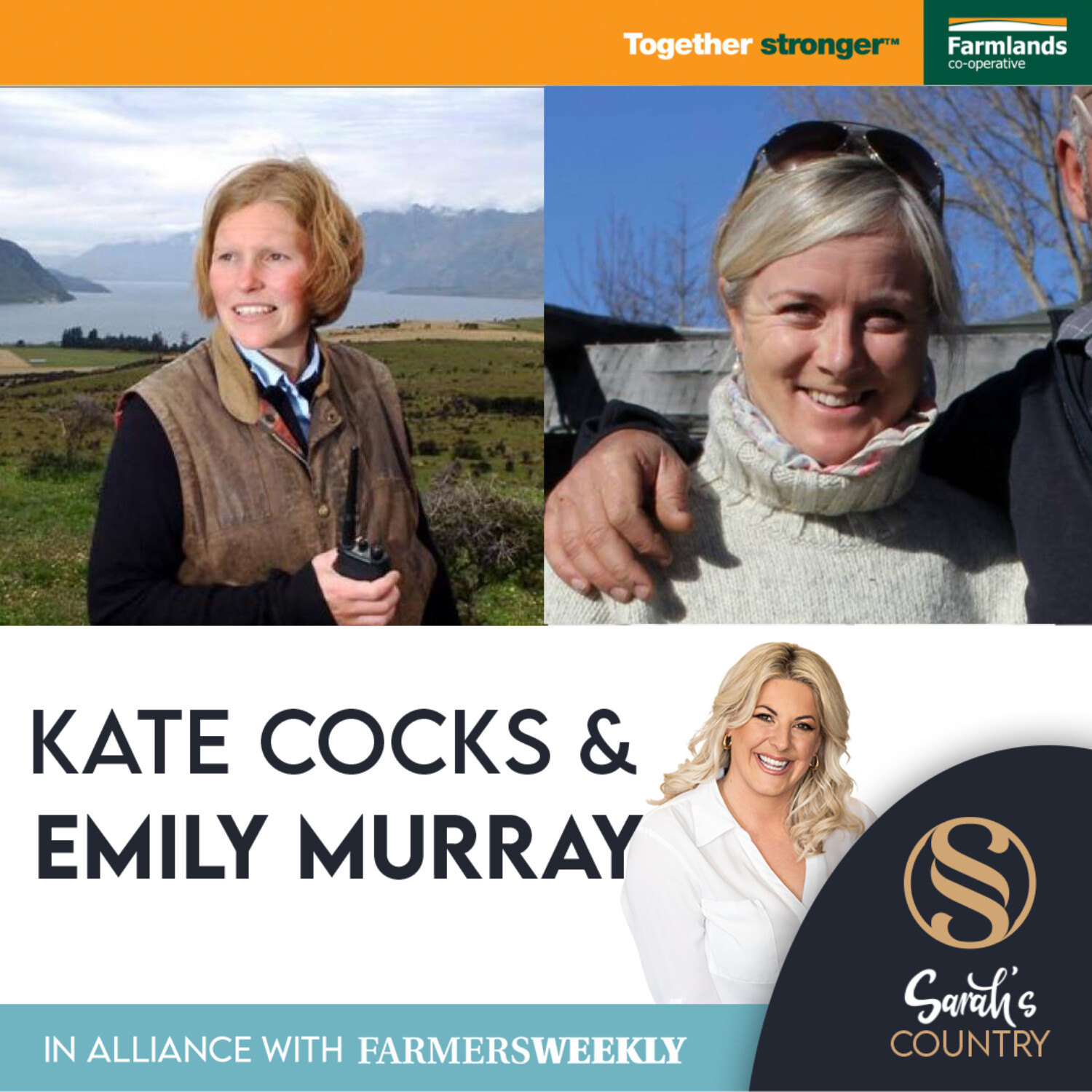 "Kate Cocks & Emily Murray | ""Concern over proposed land reform changes"""