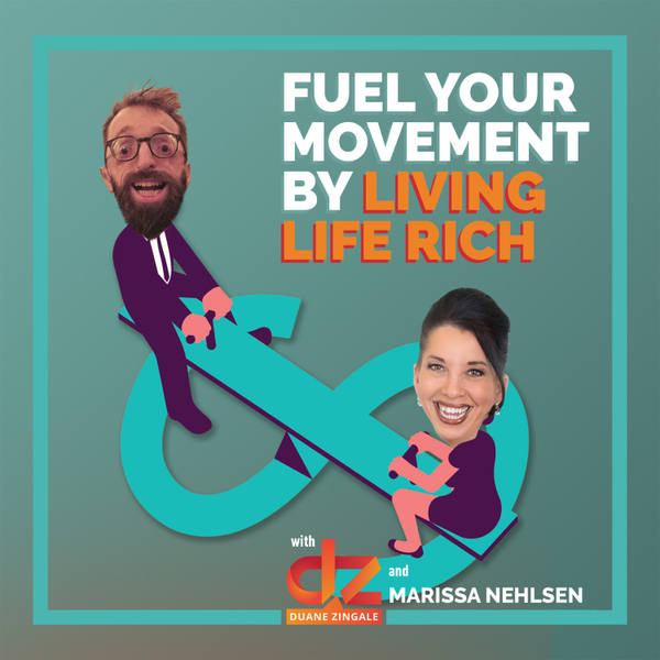 MYMS 32: Fuel your movement by living life rich with Marissa Nehlsen artwork