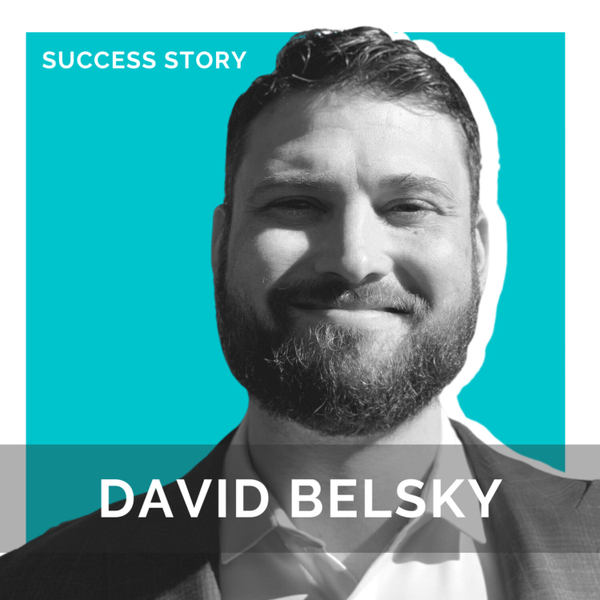 David Belsky, CEO of FlowerHire   Recruitment & Hiring in the Cannabis Industry artwork