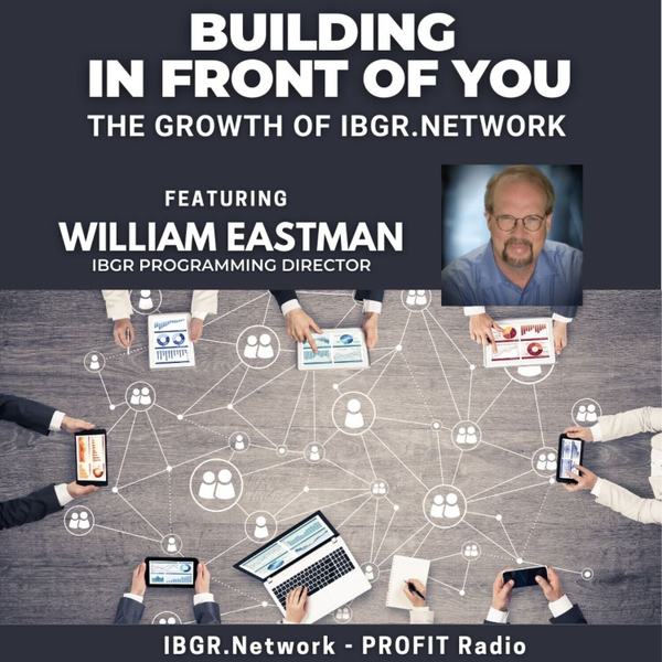 Building in Front of You with William Eastman artwork