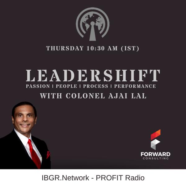 'Leadershift' | Passion | People | Process | Performance artwork