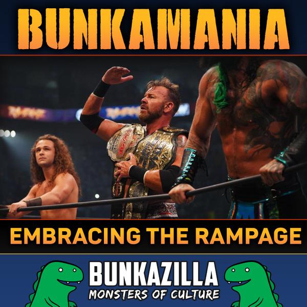 Embracing The Rampage artwork