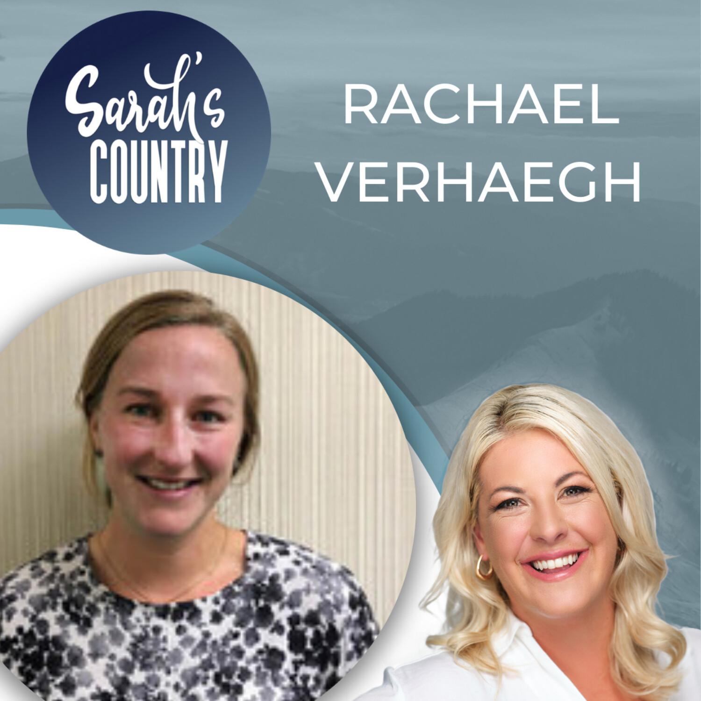 """Aparima catchment"" with Rachael Verhaegh"