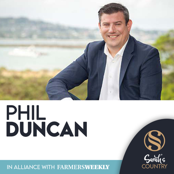 """Phil Duncan   """"Drier than average ahead for most of NZ"""" artwork"""