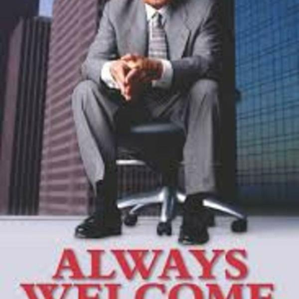 Businessman/Author, Welcome Wilson (4-24-19)