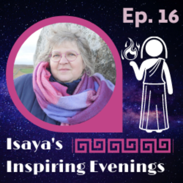 Episode 16, Gaia, a story of empowerment, creating your own destiny and grounding ! artwork