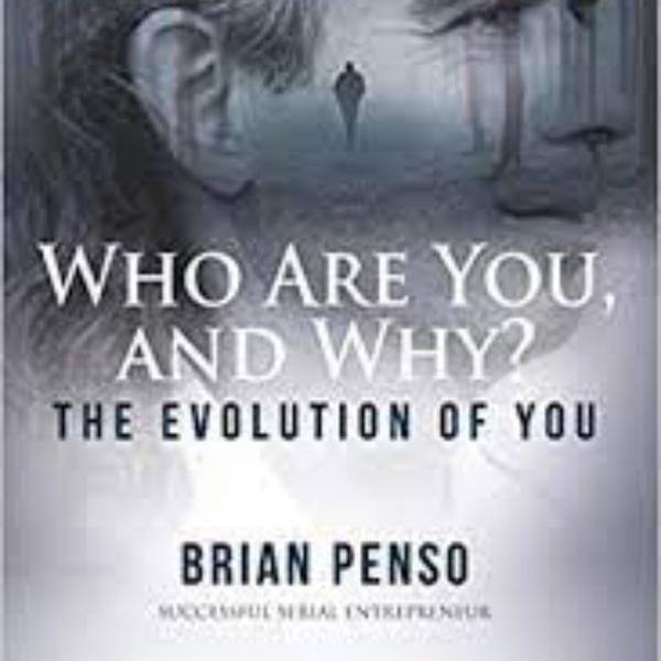 BRIAN PENSO, Entrepreneur/Author (9-22-21) artwork