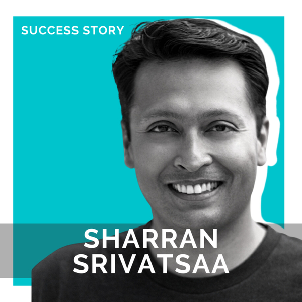 Sharran Srivatsaa, CEO of Srilo Capital | 4x Inc. 500 Entrepreneur with 5 Exits in 19 years artwork