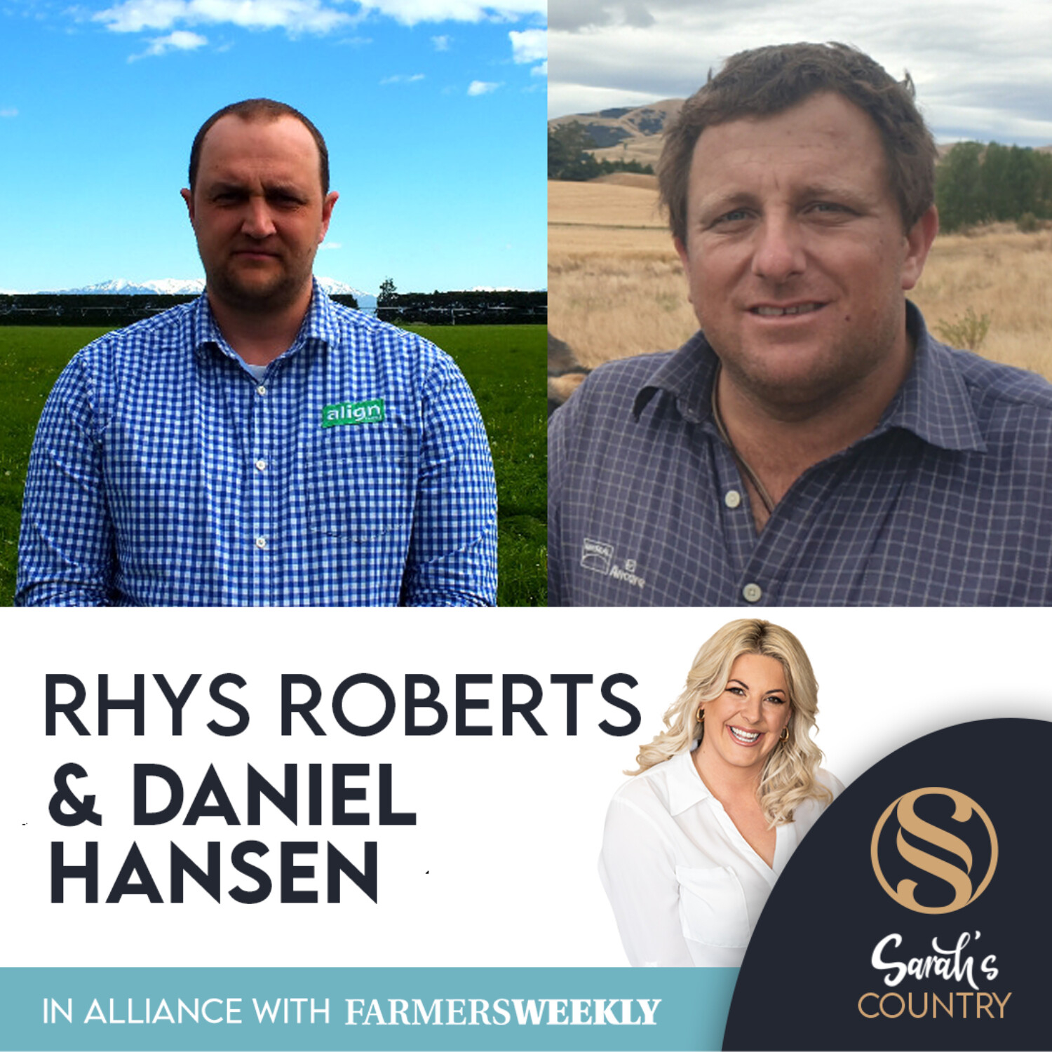 "Daniel Hansen & Rhys Roberts | ""Normalising on-farm safety"""