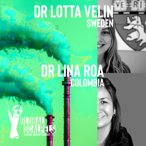 Ep 28: Lotta Velin and Lina Roa artwork