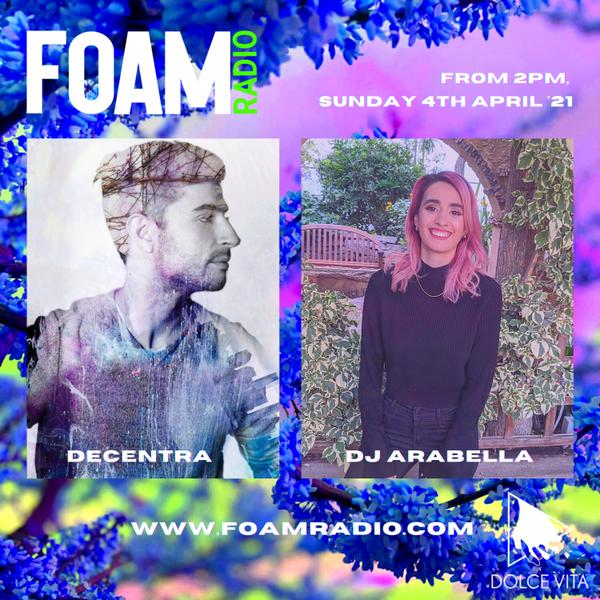 EP006 Dolce Vita With Lavinia on FOAM RADIO (04.04.2021) artwork