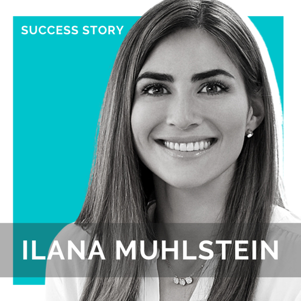 Ilana Muhlstein, Entrepreneur, Author & Educator | Entrepreneurial Mindset & Building A Business In a Crowded Category artwork