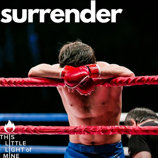 Surrender artwork