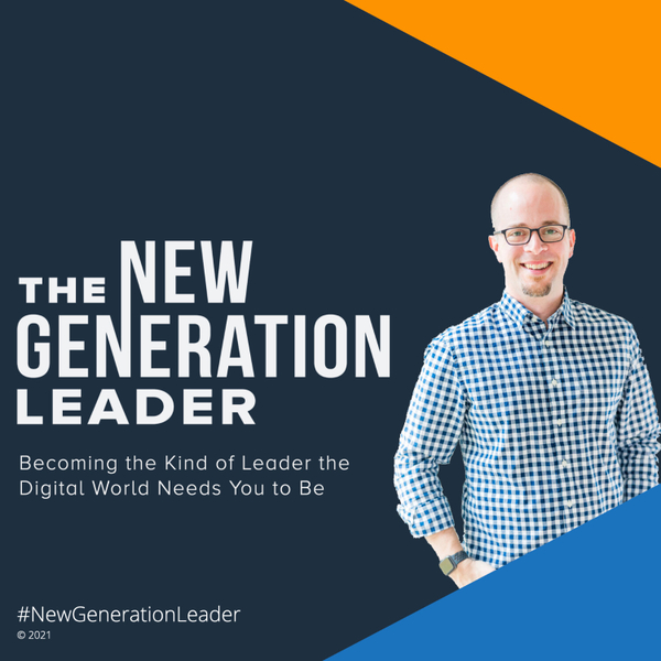 The New Generation Leader with Aaron Lee artwork