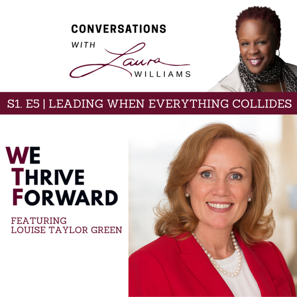 We Thrive Forward – E5 – When Everything Collides artwork