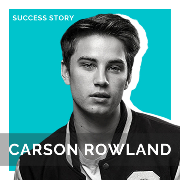 Carson Rowland, Actor & Musician | Navigating Success, Family, Culture & Life | SSP Interview artwork