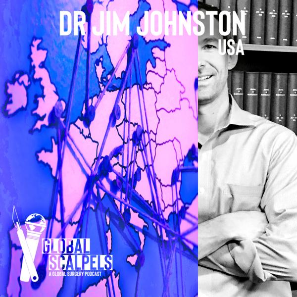 Ep 33: James Johnston (w/ Guest Host Daniel Lowe) artwork