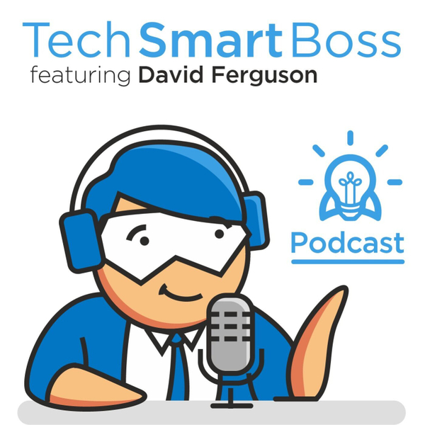 Episode 65: How To Monitor Your Competition (The Tech Smart Boss Way) artwork