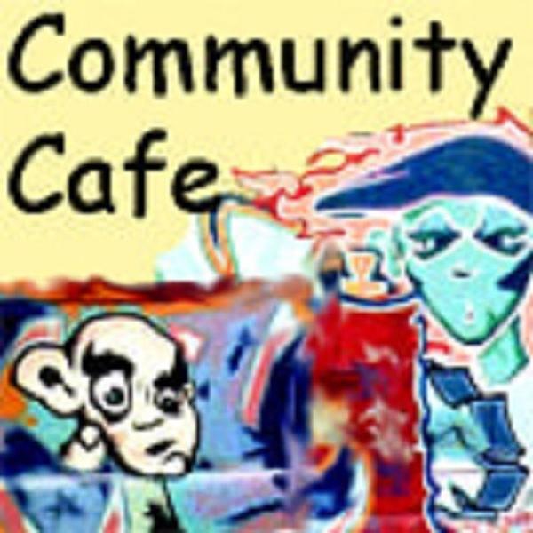 COMMUNITY CAFE artwork