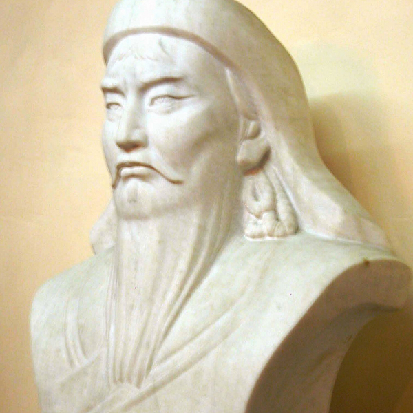 I AM Genghis Khan artwork