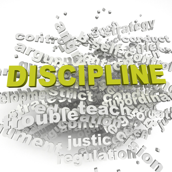 Self-Discipline and Why It's Important for you artwork