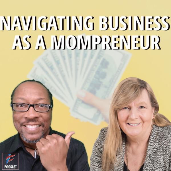 Navigating Business As A Mompreneur | Jan Cavelle artwork