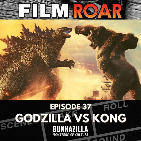 Godzilla vs Kong artwork