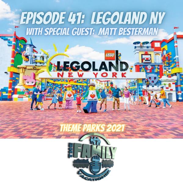 LegoLand NY artwork