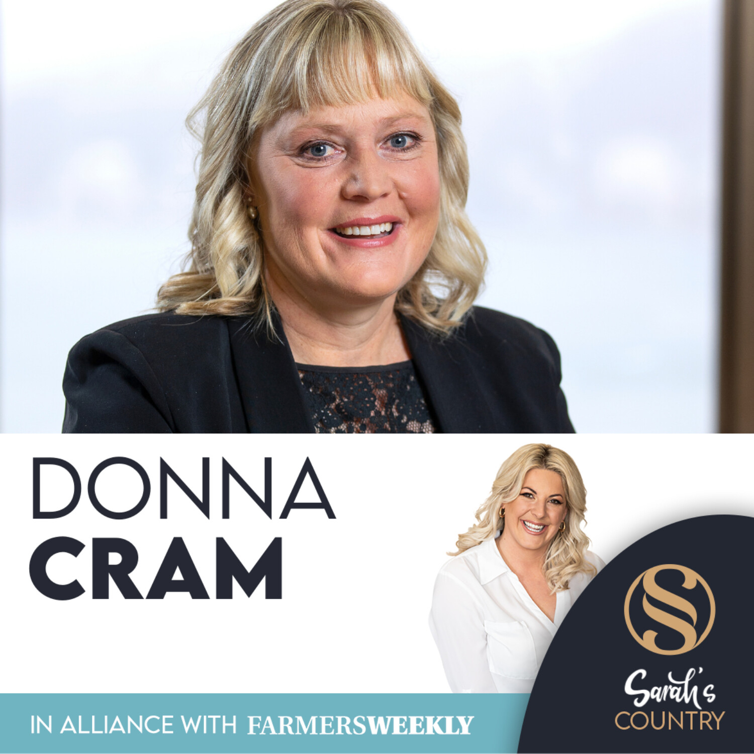 Donna Cram | Farmers leading transition to a more sustainable future