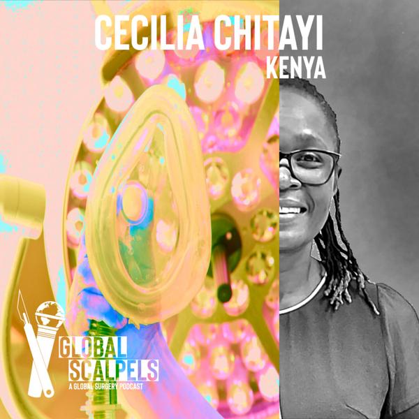 Ep 27: Cecilia Chitayi artwork