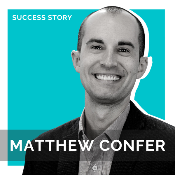 Matthew Confer, VP Strategy at Abilitie | Why Business Edu & Training is Broken + Software to Fix it artwork