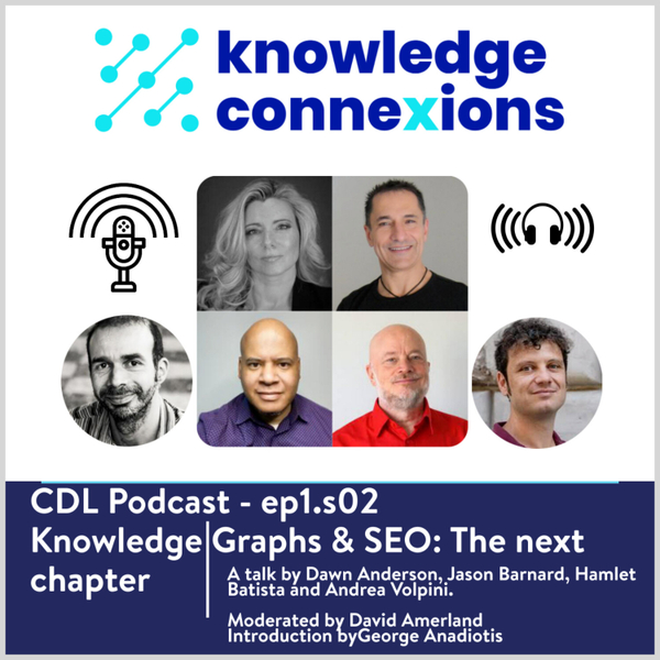 Knowledge Graphs and SEO: The next chapter | KnowCon2020 Workshop artwork