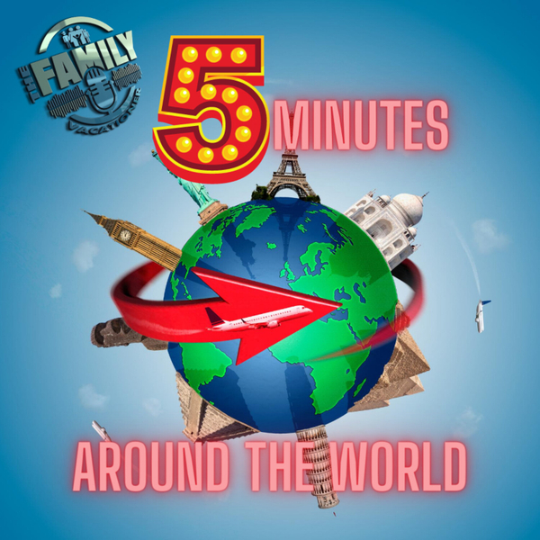 Five Minutes Around the World September 3 artwork