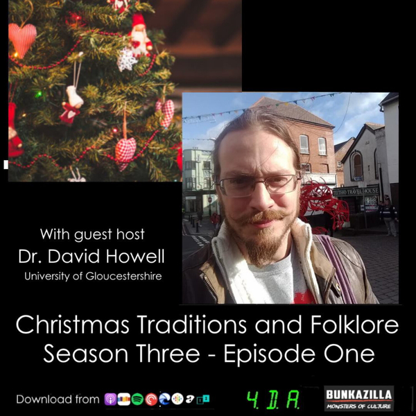 S03EP01 Christmas Traditions (w/guest Dr.D.Howell) artwork