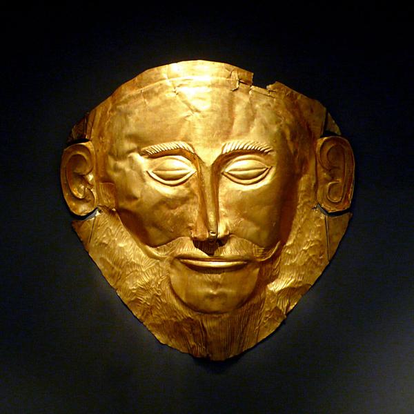 Mycenaean Civilization artwork