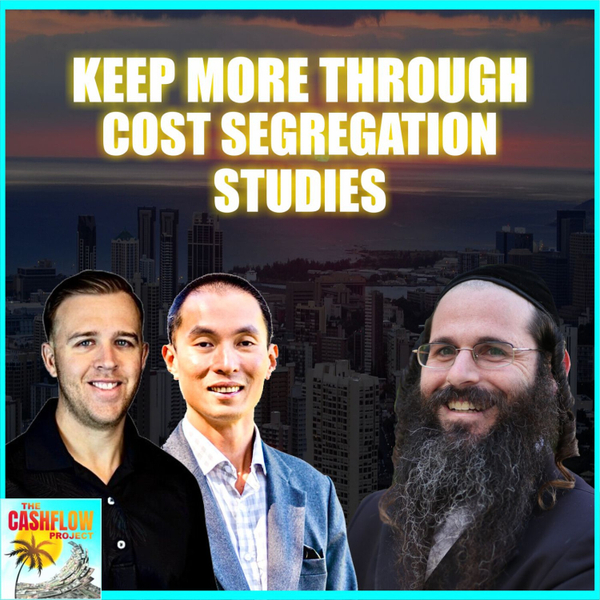 CP23: Keep more through cost segregation studies with Yonah Weiss  artwork