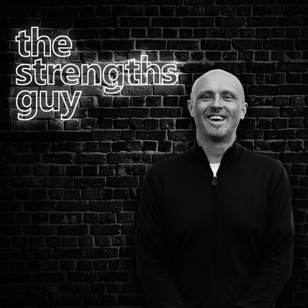 S8E5 Getting the best from your strengths in a crisis artwork