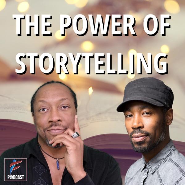The Power Of Storytelling   Dennis Morrison artwork