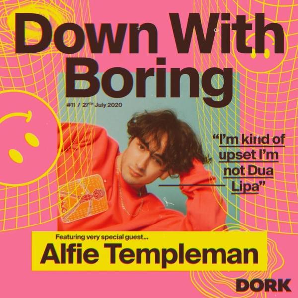 Down With Boring #0011: Alfie Templeman