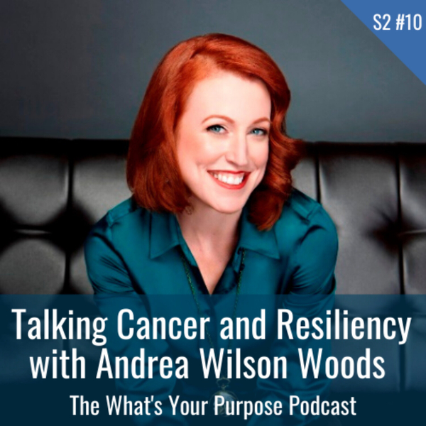 Andrea Wilson Woods talks cancer and