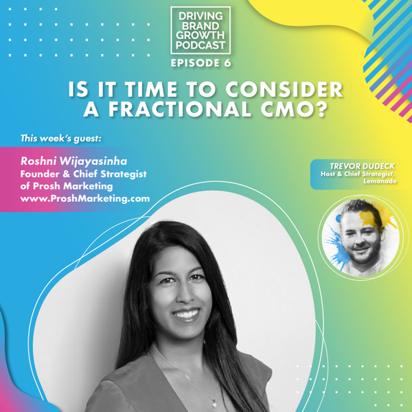 Is It Time to Consider a Fractional CMO with Roshni Wijayasinha artwork