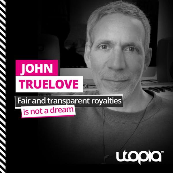 John Truelove: Music Publishing and MRT artwork