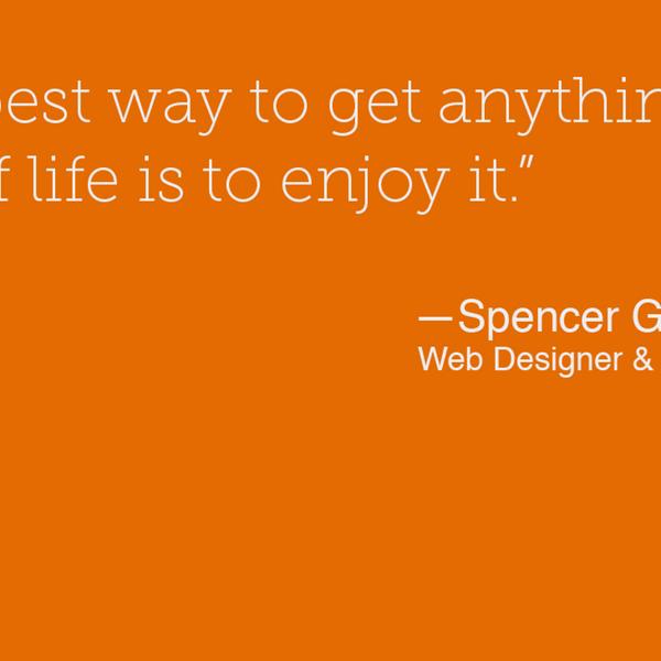 2 - Spencer Goldade - Web Designer and Illustrator