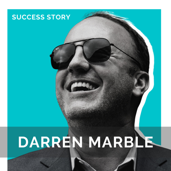 Darren Marble, Co-Founder & CEO of Crush Capital   Creating TV That Allows Viewers To Invest in IPOs artwork